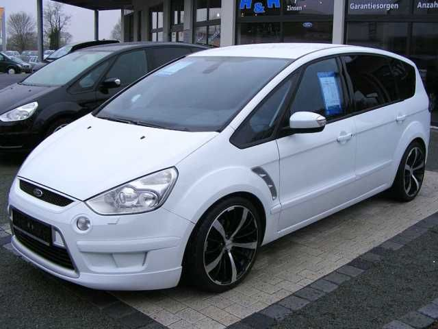 Ford S-Max Tuning