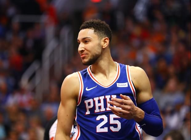 Former Lsu Basketball Player Ben Simmons Was Named To The 2019 Nba All Star Game This Week This Will Be Simmons First All Star Game Ap Ben Simmons Simmons Nba