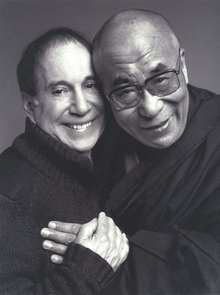 Paul Simon and the Dalai Lama   Back in 2005, Paul had the pleasure of traveling to India to interview His Holiness the Dalai Lama as part of the What's So Hard About Peace? documentary series featuring conversations between Nobel Peace Prize winners and some of...