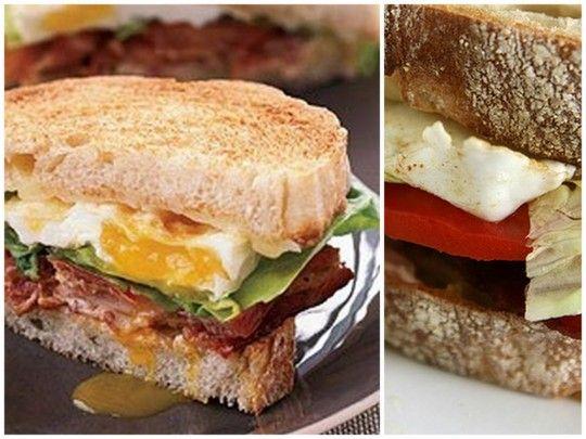 Keller, Breakfast Sandwiches, Fried Eggs, Eggs Sandwiches, Sandwiches ...