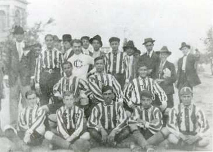 El 8 de mayo de 1906, nacía uno de los grandes Clubes de México, el Club Deportivo Guadalajara, y hoy en día con la fama de CHIVAS RAYADAS.