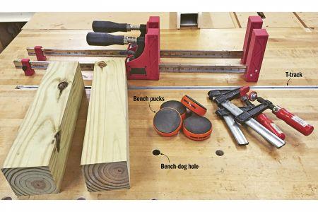 Amp up your Workbench | WOOD Magazine