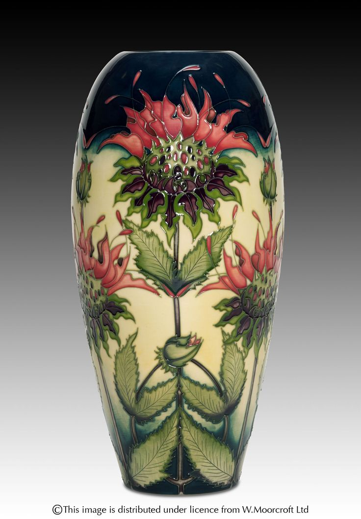Moorcroft Bergamot 20% Discount & Free P - Limited Editions - Moorcroft Pottery - Online Store - Expressions - Moorcroft, Georgini Jewellery,Chamilia Beads, Bronzes, Glass and more. 01799 526333