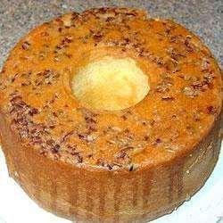 Рецепт: Ореховый кекс-бисквит на сметане - все рецепты России