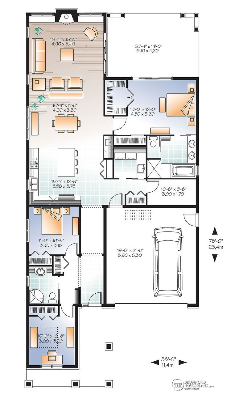 2124 best floor plans images on pinterest small house plans
