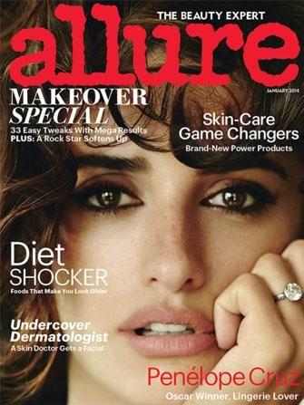 Celebrity breastfeeders magazine