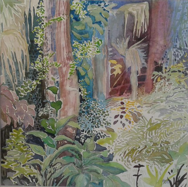 Hermine Spies Coleman From my Westville garden series 2