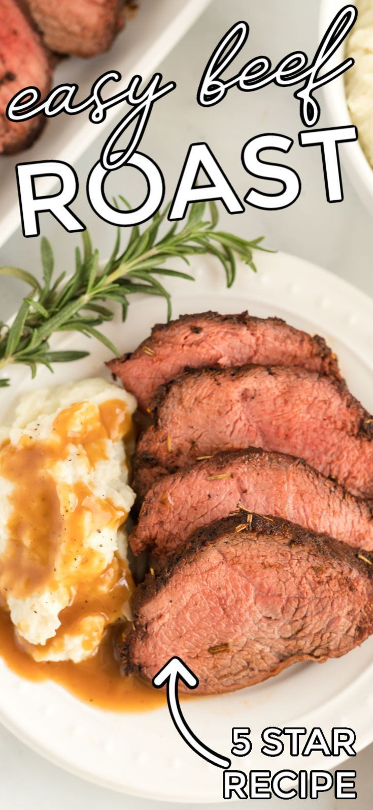 Christmas Beef Chuck Roast Easy Budget Recipes Recipe In 2020 Roast Beef Recipes Oven Roast Beef Recipes Oven Roast Beef