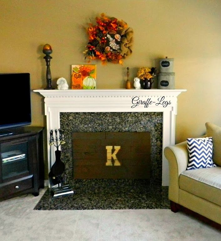 Insulated Fireplace Cover