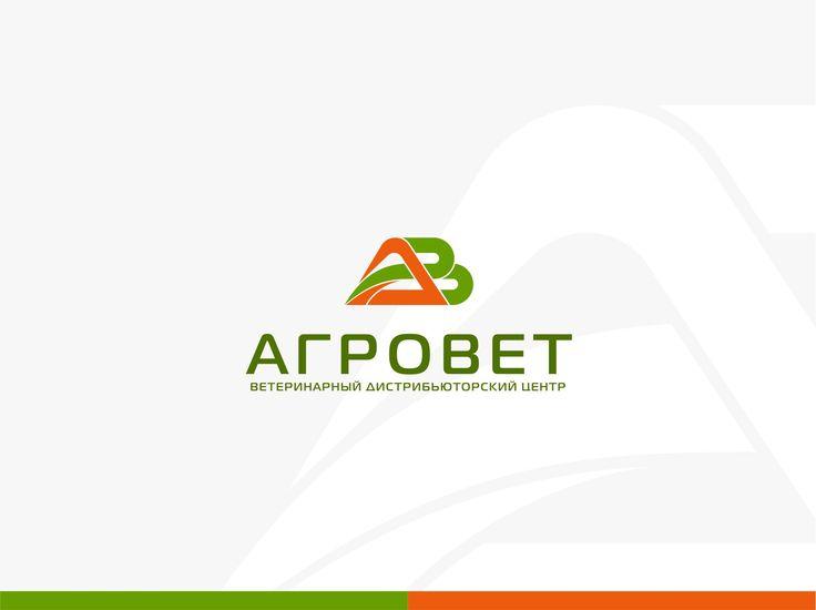 Лого и фирменный стиль для Агровет - работа дизайнера La_persona