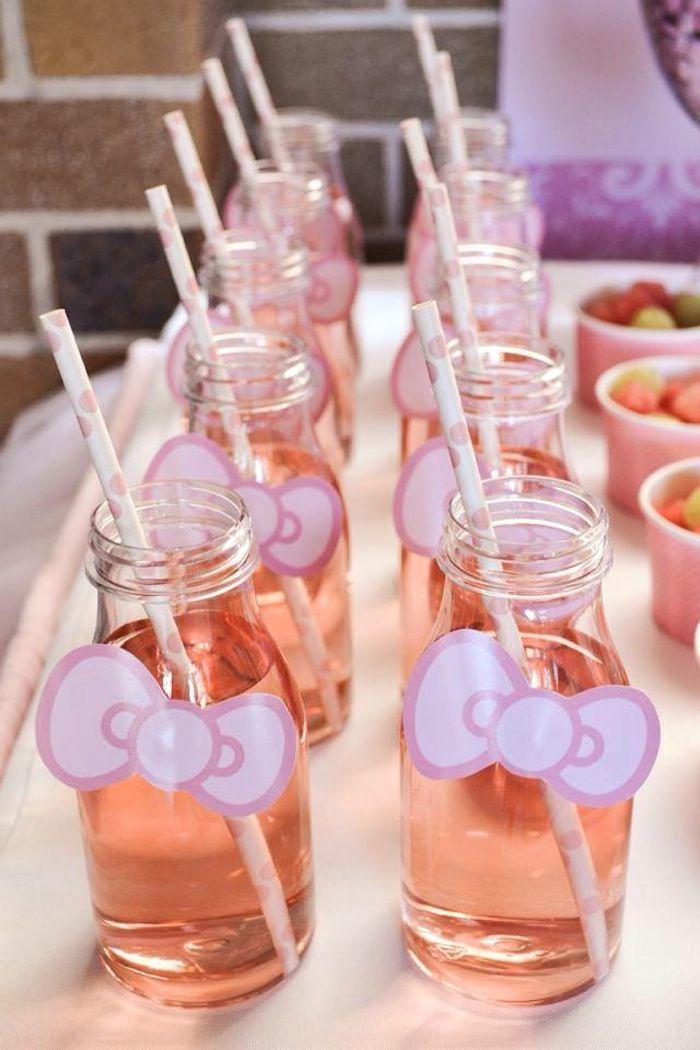Ideas de Cumpleaños con Hello Kitty by #MundoMab Descarga tarjetas de invitacion de Hello Kitty aquí Ideas de Cumple con Hello Kitty
