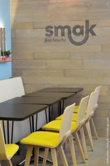 SMAK, restaurant à Paris 23 rue Fabre d'Eglantine dans le 12ème vers le métro Nation