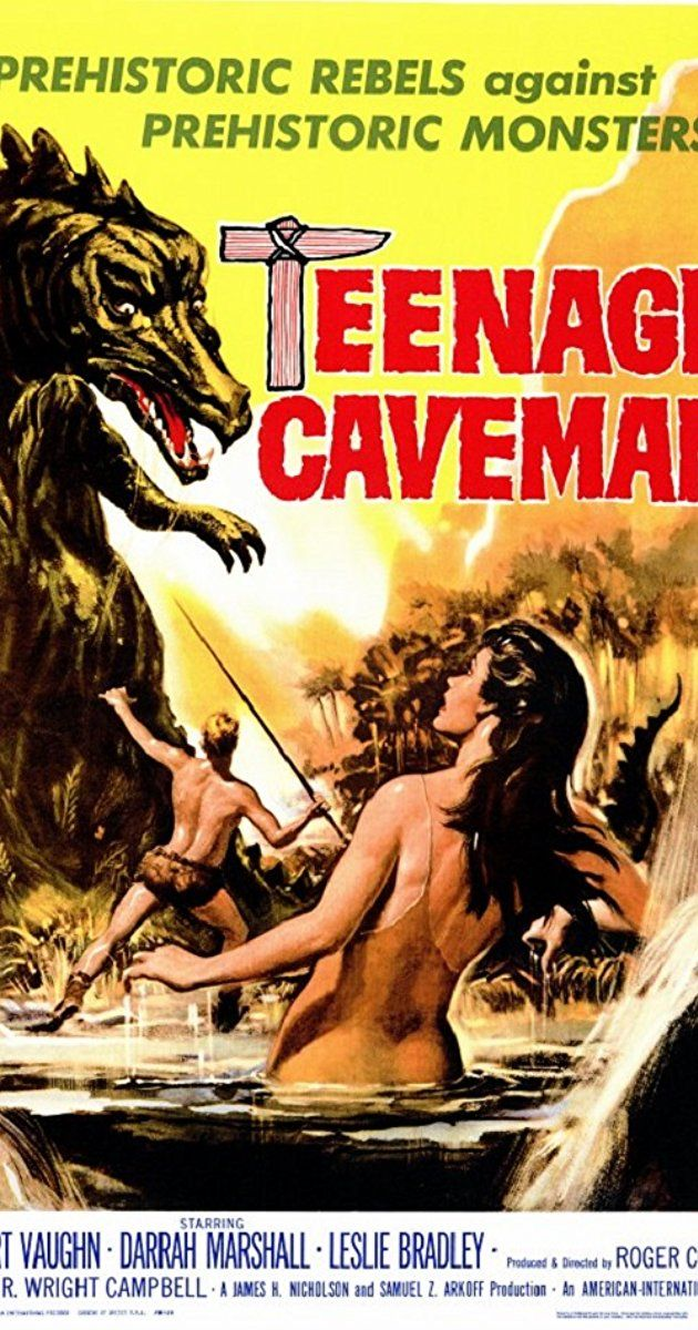 Directed by Roger Corman. With Robert Vaughn, Darah Marshall, Leslie Bradley, Frank DeKova. A young man defies tribal laws and searches for answers. The result of his quest yields knowledge of past generations.