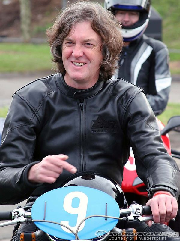 On Top Gear, I like Hamster Hammond. I like Jezza. But I LOVE James May. Captain Slow FTW!