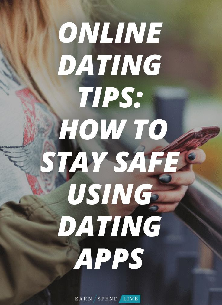 safe dating advice