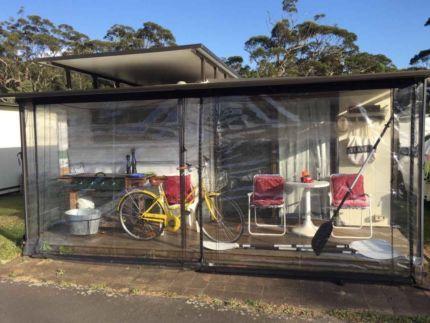 Onsite Caravan for Sale Gerroa | Caravans | Gumtree Australia Sutherland Area - Miranda | 1161989158