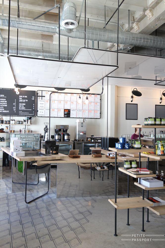 Verve Coffee Roasters Downtown LA by Petite Passport