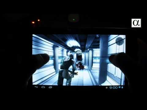 Dead Space en Acer Iconia Tab A100 (+playlist)