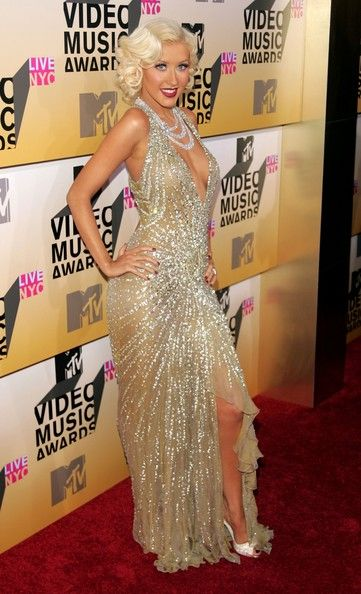 Christina Aguilera Photos: 2006 MTV Video Music Awards - Arrivals