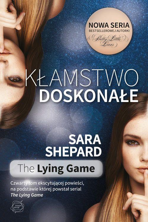 Kłamstwo doskonałe -   Shepard Sara , tylko w empik.com: 30,49 zł. Przeczytaj recenzję Kłamstwo doskonałe. Zamów dostawę do dowolnego salonu i zapłać przy odbiorze!