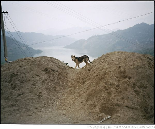 Three gorges zigui hubei 2006.5.9, china route 318 serie by Luo Dan 骆丹摄影