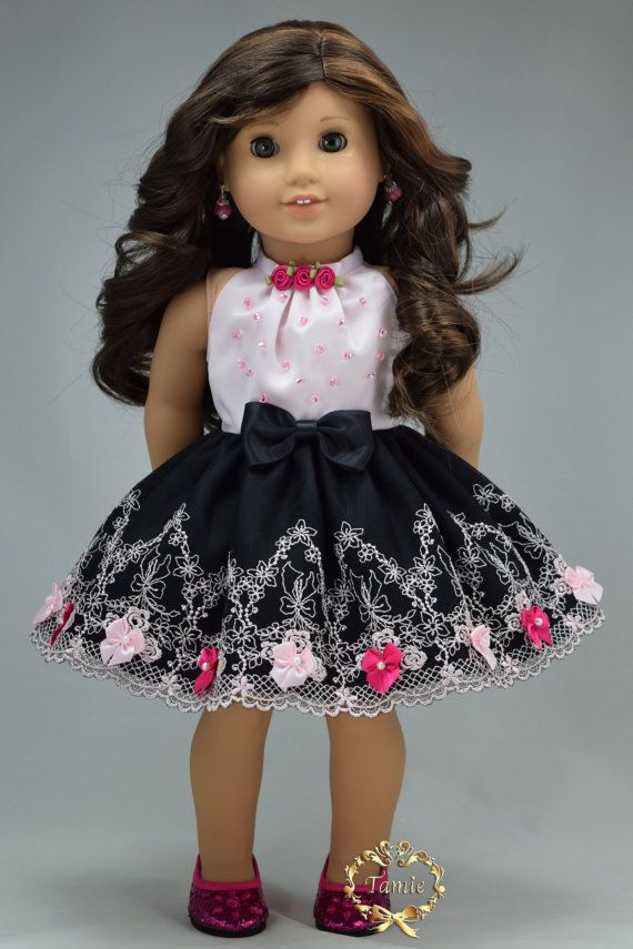 American Girl Doll Clothes Formal Short Length By