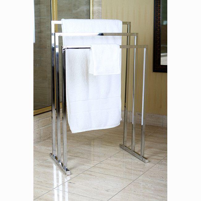 Best 25 Free Standing Towel Rack Ideas On Pinterest