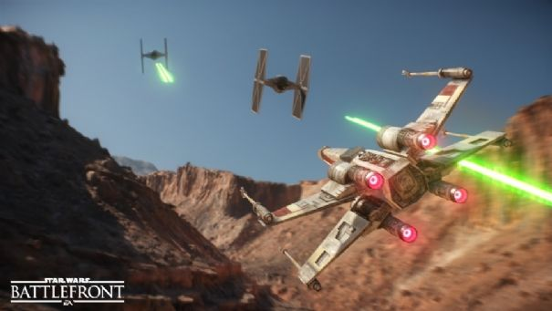 Star Wars Battlefront Recensione PC, PS4, Xbox One - SpazioGames.it