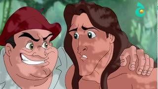 افلام كرتون مدبلجة باللغة العربية اسطورة طرزان الحلقة 6 - الشاشة الفضية   موفيز هوم  افلام كرتون مدبلجة باللغة العربية اسطورة طرزان الحلقة 6   animation video The Legend of Tarzan اسطورة الغابة طرزان عربي افلام كرتون للاطفال افلام كرتون 2018 افلام كرتون مترجمة good animated movies افلام كارتون افلام كرتون طرزان Tarazan Serie 01 Arabian   Fairy Tales Fairy Tales for Children  Nursery Rhymes Songs & Fairy Tales Cuentos de hadas para niños Canción en árabe عربی میں بچوں کے لئے پریوں کی کہانیاں…