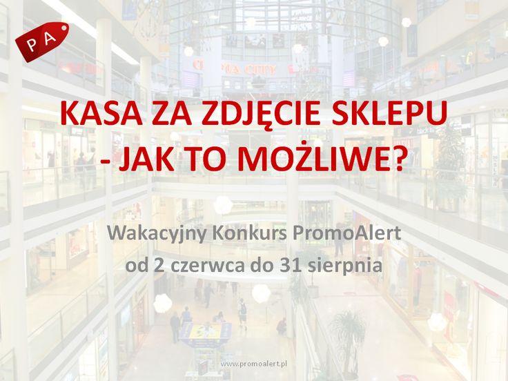 Wielki Wakacyjny Konkurs PromoAlert https://www.facebook.com/pages/Promoalert/621404464611462?ref=hl