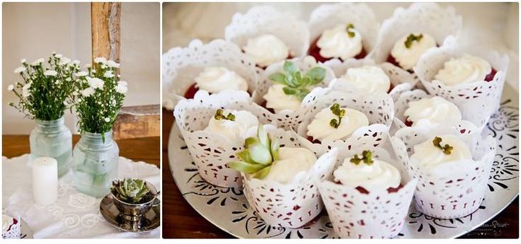 Red velvet cupcakes... yum