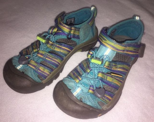 Keen Unisex Kids Kayaking Boating Fishing Water Sport Shoes size 1 | eBay