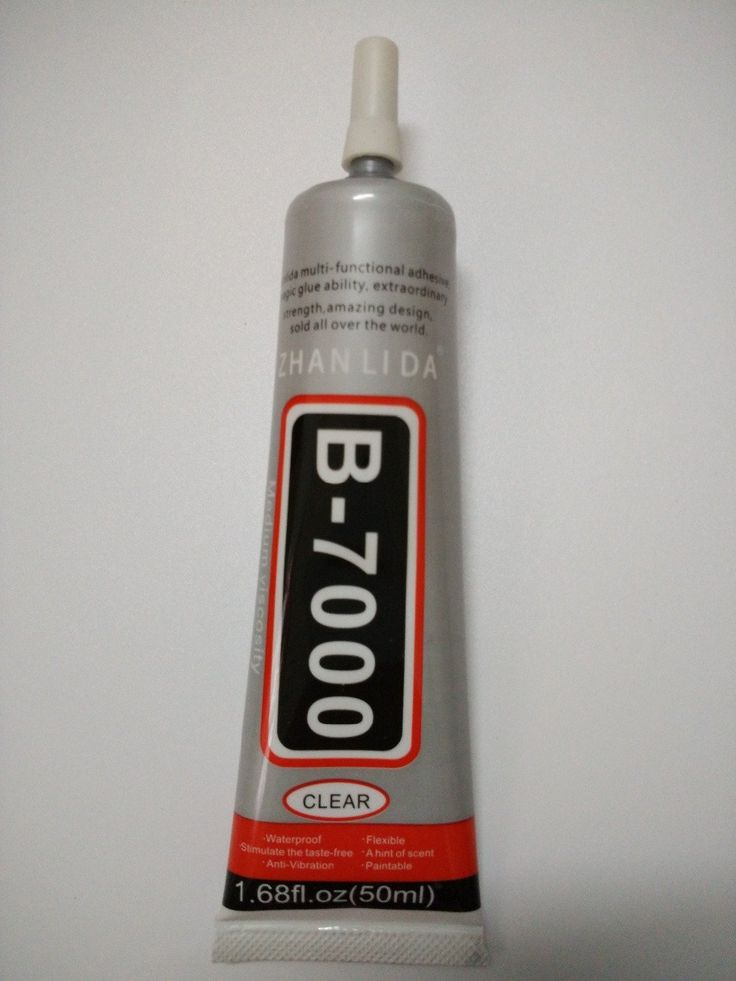 Best B7000 Glue 50ml Multi purpose B-7000 Adhesive Jewelery Epoxy Resin Diy Jewelry Crafts Glass Touch Screen Cell Phone Repair