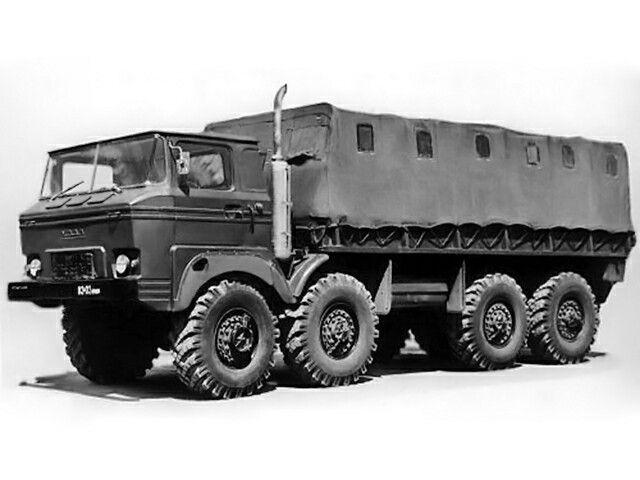 1969-73 Ural 395