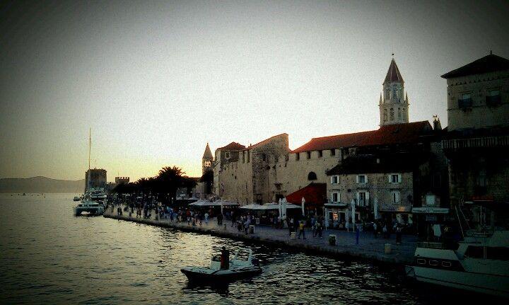 Trogir in Splitsko-Dalmatinska Županija
