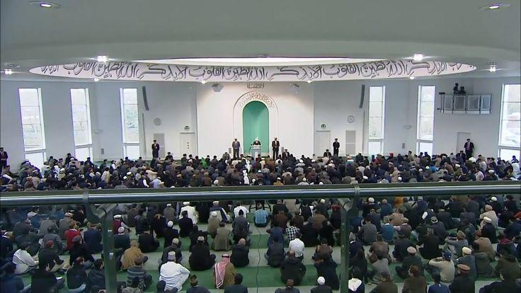 HUTBE-06.11.2015 Kurban-Allah sevgisi için bir şart Tahrik-e Cedit'in yeni dönemi  Cuma Hutbesi 06-11-2015 - Islam Ahmadiyya