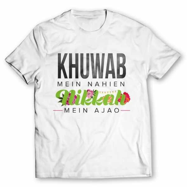 The warehouse brings you the best quality khuwab printed graphic t-shirt in Pakistan for Rs. 699.00 only. Browse hundreds of Women products online at the Pakistan's leading online shopping store including graphic tees at Thewarehouse.pk