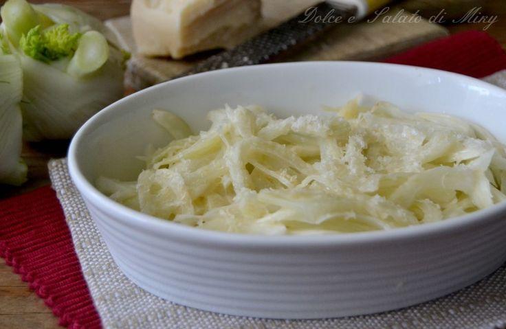Finocchi al microonde, un ottimo metodo per non sprecare niente e mangiare una verdura che fa veramente molto bene.