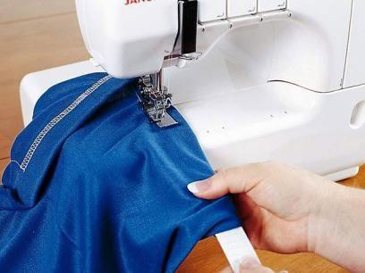 Máquina de Costura Janome - Galoneira 1000CPX com as melhores condições você encontra no Magazine Siarra. Confira!