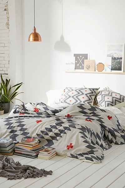 Holli Zollinger For DENY Natural Plus Pillowcase Set - Urban Outfitters