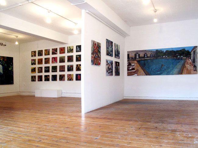 The Brick Lane Gallery, The Annexe - 93 - 95 Sclater Street E16HR