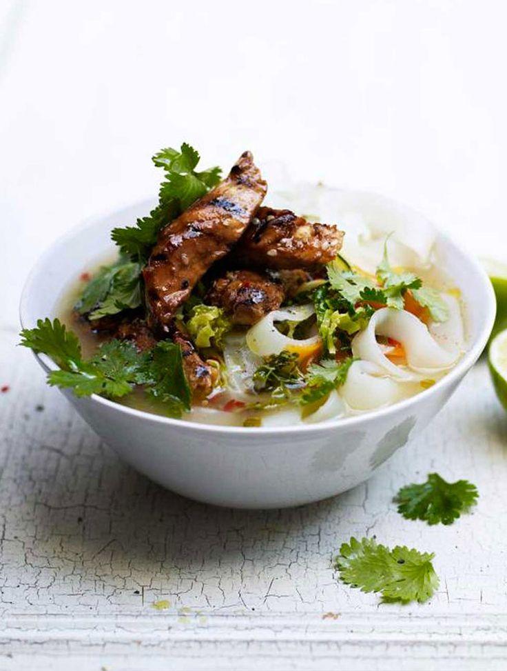 Jamie's Vietnamese-Style Chicken Broth Recipe | Woolworths