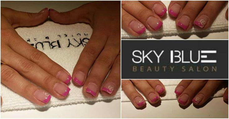 Manichiura cu gel este una dintre cele mai utilizate metode de înfrumusețare a unghiilor. Zeci de forme, culori, modele pe care le puteți încerca în salonul nostru!  Manichiura: Laura Rezervări: 0729106264. http://www.sky-center.ro/sky-beauty-salon/