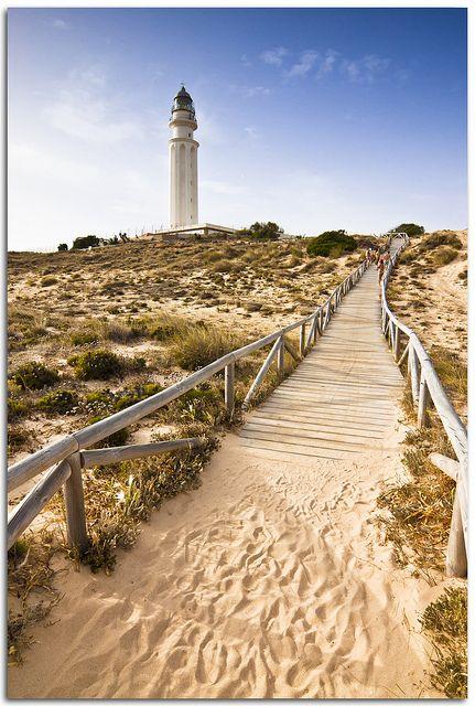 Faro de Trafalgar - Caños de Meca (Barbate)