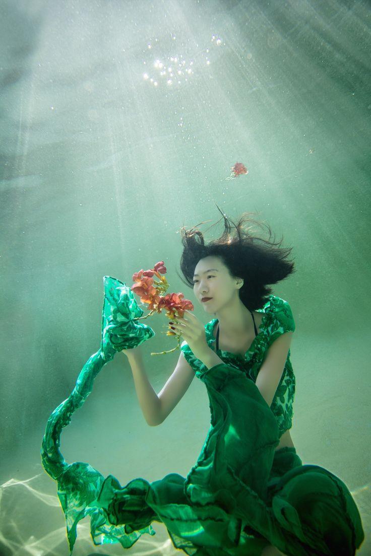 Underwater by Adrien Servadio on 500px