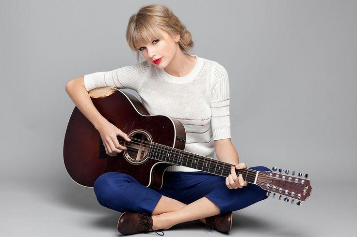 Тейлор Свифт — Фотосессия для «Red» 2012 – 8