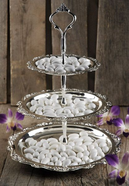 127 Best Images About 3 Tier Serving Stands On Pinterest