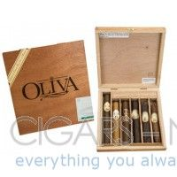 We have a wide range of Oliva cigars available at online prices. Enjoy some of the best cigars online and find your own favorite cigar brand.