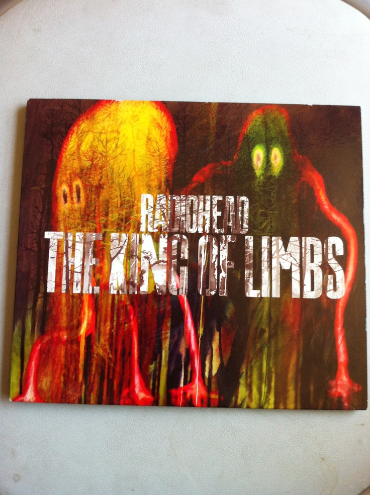 The King of Limbs es el último disco de Radiohead. Me ha costado digerirlo pero tiene su encanto. Lo conseguí en internet el dia que sorpresivamente salió, estando de vacaciones en el sur y gracias a un amigo que tenia conexión.