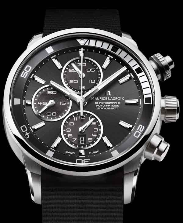Maurice Lacroix Pontos. #MauriceLacroix Swiss Watchmakers  #horlogerie #pontos @calibrelondon